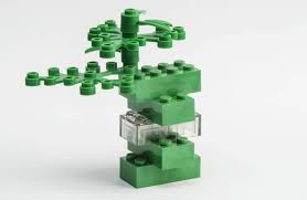 100 Lego Recycling Truck Looks To Plants As Building Blocks For Bricks WSJ