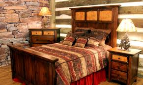 Image Of Rustic Bedroom Decorating Ideas Pinterest
