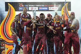 West Indies Celebrate Gangnam Style