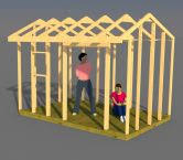 8x10 Saltbox Shed Plans by 12x10 Saltbox Shed Plans