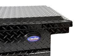 100 Dee Zee Truck Tool Box Low Profile Blue Label 2014 Chevy Silverado Bed
