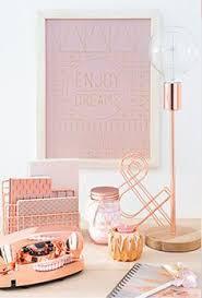 deko trend modern copper deko und shopping ideen maisons