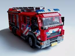 Dutch Fire Engine (2) | Lego | Pinterest | Legos, Lego Creations And ... Custombricksde Lego Custom Moc City Model Us Fire Truck Sbfd Engine 33 The Pride Of Down Town Moc Lego Fdny Model Fire Trucks Home Facebook Hpfr 6 Youtube Ideas Product Ideas Realistic Brickyard Apparatus Mvp Rescue Pumper Archives Ferra Intertional Pierce Engines Tankers Imgur Heavy Squad Custom Stickers Itructions To Build A Man Tgm Vehicle 7239 Decotoys