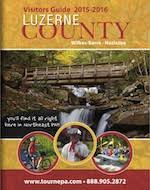 Visitors Guide Pennsylvania Luzerne County Vacation Brochure Travel Deals