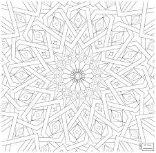 Random Related Image Of Arts Culture Islamic Art Pattern Coloring Pages For Kids