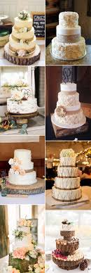 Wedding Cake Cakes Country Chic Lovely Rustic Boxes To In Ideas