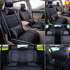 PU Leather Truck SUV Car Seat Cover Size L 5-Seats Front & Rear ... 2017 Chevrolet Colorado Work Truck Wiggins Ms Hattiesburg Gulfport New Deluxe Pet Seat Cover Truck Car Suv Black Protection Pscb Mulfunction High Capacity Car Back Seat Storage Bag Gmc Canyon Debuts Innovative Child Solution Wallace 2006 Supercab Ford F150 Forum Community Of 2012 Used 4wd Supercrew 145 King Ranch At The Internet Hangpro Premium Organizer For Jaco Superior Products Microsuede Covers By Saddleman Luxury Waterproof Dog Hammock Anti Slip 2011 Silverado 1500 Lt Preowned Sierra Regular Cab Pickup In