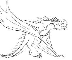 Dangerous Dragon Kill In Sight How To Train Your Coloring Pages