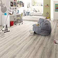 Prestige Toscolano Silver Grey Oak V Groove 7mm Click Laminate Flooring
