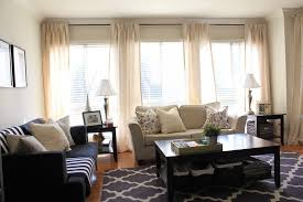 No Drill Curtain Rods Ikea by No Drill Curtain Rods Ikea Interior Windows With Curtains Rod