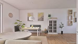 3d visualisierung und rendering innenraumansichten 3d