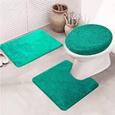 grün wc vorleger und weitere badtextilien günstig