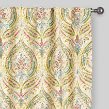 Tahari Home Curtains Yellow by Curtains Drapes U0026 Window Treatments World Market