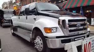 New Ford F650 On Beale Street. Huge Truck! - YouTube