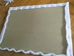 fabriquer tete lit tissu mettre couette pr molleton