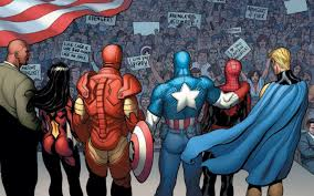 Spider Mans First Marvel Appearance May Be In Civil War