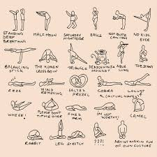 The 26 Bikram Yoga Postures