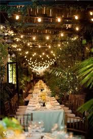 Reception Tuscan Style Wedding