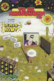 Comic Books November 1986