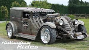 Mechanic Builds Insane 130 Mph Rat Rod ~ Roadkill Customs