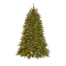 Ge Itwinkle 75 Christmas Tree by National Tree Company 7 5 Ft Pre Lit Dunhill Fir Hinged