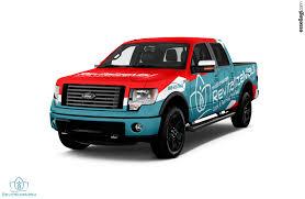 100 Wrapped Trucks Ford F150 Truck Wrap Design By Essellegi Wrap Design