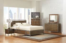 Industrial Bedroom Furniture Photo