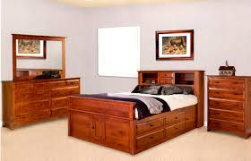 Amish & Country Bedroom Furniture Country Home Furniture 520