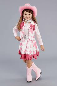 Chasing Fireflies Halloween Catalog by Pink Cowgirl Costume For Girls Chasing Fireflies