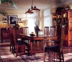Decoration Image Detail For Mission Style Decorating Arts And Crafts Decor Furniture Dining Room Craftsman