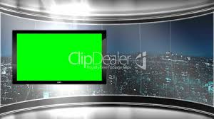 Virtual Studio Background With Skyline Royalty Free Video And Stock Footage