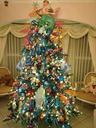 Seashell Christmas Tree Garland by 2012 Version Of The