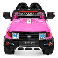 Best Choice Products 12V Kids RC Remote Control Truck SUV Ride-On ... Whosale Set Truck Vehicle Mini Pull Back Car Model Racer Remote Rc Vehicles Buy At Best Price In Malaysia Wwwlazada Traxxas Slash 110 Rtr Electric 2wd Short Course Pink Dhk Rc 18 4wd Off Road Racing Rtr 70kmh Wheelie High Adventures Purple Traxxas Xmaxx Gets High Bashing A New Choice Products 12v Kids Control Suv Rideon Bright 124 Scale Radio Sports Walmartcom Bentley Premium Ride On With Motor Tots Special Edition Hobby Pro W Lights Mp3 Aux Bestchoiceproducts 112 27mhz