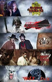 Kings Island Halloween Haunt Dates by Kitsuneverse Haunts Survive The Total Darkness Of Blackout And