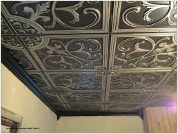 drop ceiling tiles 2x4 cheap tiles home design inspiration