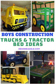 100 Dump Truck Toddler Bed DIY Tractor Construction Ideas DIY