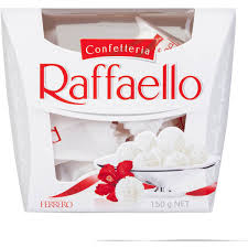 Ferrero Rocher Christmas Tree 150g by Ferrero Raffaello Coconut Creams 150g Gift Box Woolworths