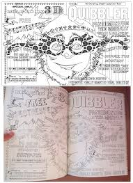 Cahier De Coloriage Harry Potter