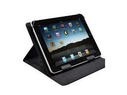 étui universel compatible tablettes 10 1 pouces logic noir