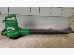 46776435 614 Shop Weed Eater Electric Blower Reduced Grounds Keeper Plus Leaf 5