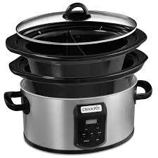 CrockPot Multi Bowl Slow Cooker CSC0504 Costco UK