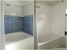 my painted shower one year later domestic imperfection