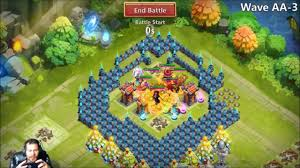 Castle Clash Pumpkin Duke Best Traits by Finally Set Up Hbm Base Beating Aa One Time Castle Clash Crisis