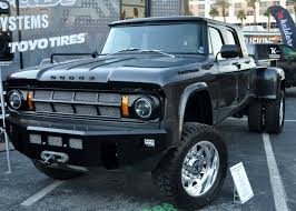 Just A Car Guy: Every Year There Are More Cool Old Trucks At SEMA ...