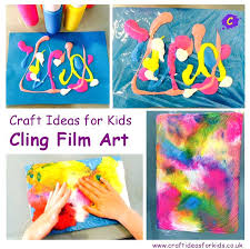 Art Craft Ideas For Preschoolers Site About Children And Activities Best Messy