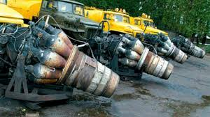 100 Snow Blowers For Trucks In Russia Blowers Use Mig15 Jets