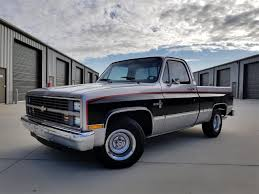 1984 Chevrolet C10 For Sale | ClassicCars.com | CC-1057898 1984 Chevrolet Silverado Hot Rod Network Truck 84ch4619c Desert Valley Auto Parts Vintage Motorcars 7891704f0608fc Low Res For Chevy M1008 Cucv D30 4x4 Military 39000 Original Miles Rm Sothebys C10 Shortbed Auburn Fall 2012 K10 Ideal Classic Cars Llc 278 Tpa Youtube Ck For Sale Near Cadillac Michigan 49601 Pickup Truck Item A6564 Sol Shortbed Sale Autabuycom Scottsdale Coub Gifs With Sound