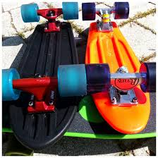 Libertyfl: Penny Vs. Globe Bantam Vs. Stereo Vinyl Cruiser Vs. Fish ... All Kinds Of Wheels And Related Accsories Maxfind Red Set Tandem Axle Wheel Kit Skateboard Cruiser Longboard Penny Skateboards Raw Skin Surf Shack Mini Board Worker Pico 17 With Light Up Wheels Sportline Will They Shred X The Simpsons Bart 27 Blue Buy At Skatedeluxe Battleship 32 Wtrmln Nickel Hundreds Skater Hq Skatro White Boards Theeve Csx V3 Trucks In Atbshopcouk