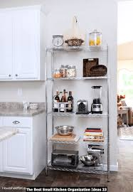 Small Kitchen Organizing Ideas The Best Small Kitchen Organization Ideas Engineering Basic