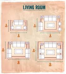 Rug Sizes Living Room Size For Dining Inside